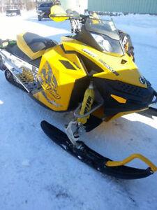 2008 Ski-Doo 800R Ptek
