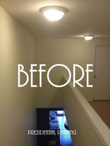 LET A PROFESSIONAL DO THE PAINTING: PROFESSIONAL+QUALITY RESULTS Kitchener / Waterloo Kitchener Area image 4