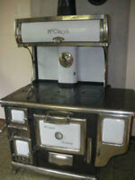 Wanted: McClary wood/coal stove!