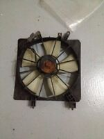 2001-2005  honda civic radiator fan, condenser fans