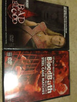 WWE Wrestling DVD's for sale
