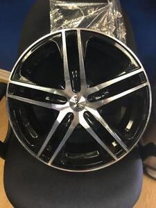 16 inch Fast Reverb Wheels -- 5x105 // 5x110