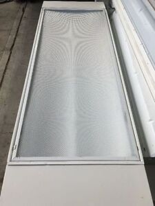 12 Brand New Commercial Fluorescent Lights with Ballasts