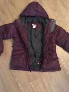 Columbia women winter jacket size L