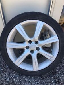 Tires and Rims $250 OBO