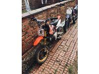Pitbike ×2 125cc