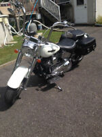 Harley FatBoy 2005 Fuel injection