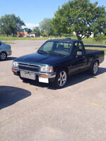 1995 Toyota Pickup 1JZ Swapped