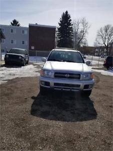 2003 Nissan Pathfinder LE_REDUCED TO SELL