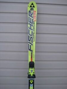 Fischer World Cup GS Skis