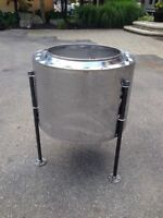 Custom Stainless Fire Pit