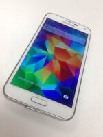 UNLOCKED White Samsung S5, no contract *BUY SECURE*