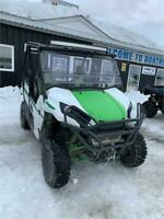2016 KAWASAKI TERYX 800 2 SEATER LOW KMS LOTS OF EXTRAS Timmins Ontario Preview