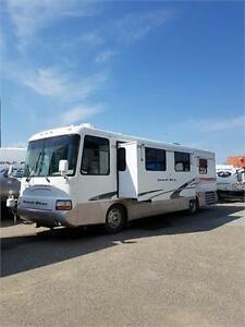 2001 NEWMAR DUTCH STAR DIESEL PUSHER