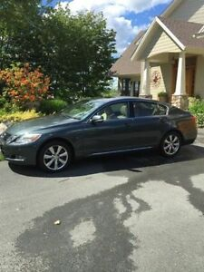 2008 Lexus GS 350 Sedan  -BEST OFFER OVER $10000