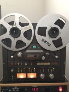 "Tascam 32 (2-Track) Reel to Reel 1/4"" (Mastering) Tape Recorder"