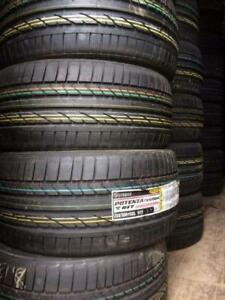 Dealer Take off tires never used. Bridgestone, Michelin, Pirelli City of Toronto Toronto (GTA) Preview
