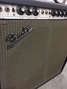 1971 Fender Super Reverb Silverface (45 watts) Sell or trade