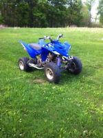 2006 Yamaha 350 Raptor
