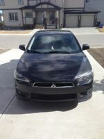 2008 Mitsubishi Lancer GTS Sedan+4 Winter tires+Remote Starter