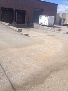 Warehouse Concrete floor cleaning and power washing Markham / York Region Toronto (GTA) image 6