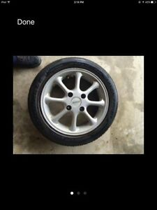 "15"" wheels perfect for Hyundai Excel Tarneit Wyndham Area Preview"