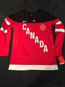 IIHF World Junior Hockey Jersey