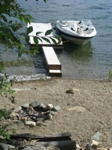 Shuswap Lake Cabin for Rent Waterfront