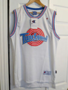 Space Jam -- Tune Squad - New - Bugs and Lola Jerseys
