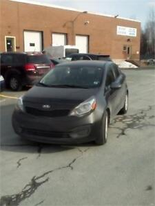 "2013 Kia Rio LX LOADED 5SPD  96KMS ONLY $4976. CLICK ""SHOW MORE"""