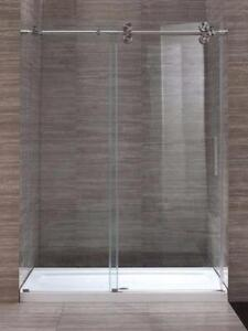 New shower stalls, 4 models