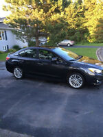 2013 Subaru Impreza Sedan AWD, Fully loaded