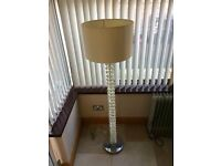 Tall living room lamp