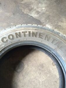 Selling 4 Continental HSR Truck Tires