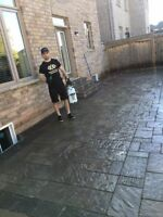 MAKE YOUR DRIVEWAY, WALKWAY, PATIO LOOK NEW AGAIN