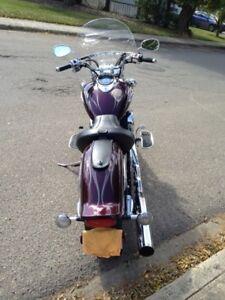 2007 Yamaha V star. Custom
