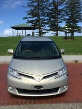 2010 Toyota Estima GSR50W R50 Gold 6 Speed Automatic 5 DOORS 7 SEATS PEOPLE MOVER North Wollongong Wollongong Area Preview