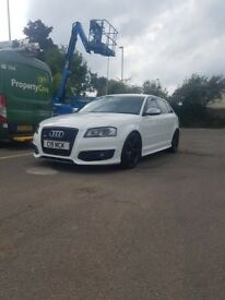 audi s3 black edition sportbck 2010 immaculate
