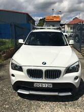 2010 BMW X1 E84 xDrive 23D White 6 Speed Automatic Wagon Sutherland Sutherland Area Preview