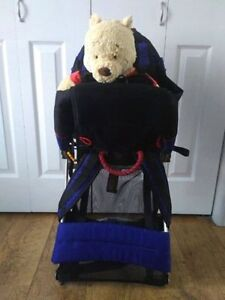 Child carrier hiking backpack - by kelty kids - meadow Kitchener / Waterloo Kitchener Area image 2