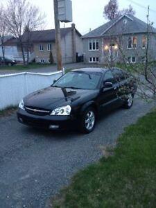 2005 Chevrolet Epica LT (cuir, toit, audio...)