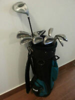 Complete (11) Golf Clubs Set with bag