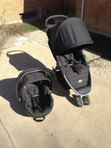Britax B-Agile 3 Complete Travel System
