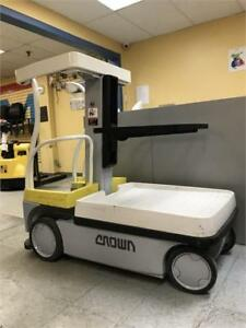 Crown Equipment Work Assist Vehicle WAV 50-84