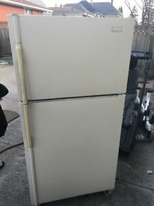 "Maytag fridge W32"" x D30"" x h66"""