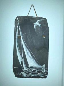 Thaya Batdorf -1927-2001 ; the Sloop,...
