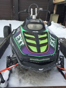 Parting Out 1995 Arctic Cat EXT Mountain Cat 580cc Twin EFI