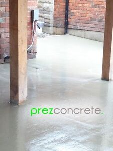 BOOK NOW! METICULOUS QUALITY CONCRETE DRIVEWAYS+PATIOS+SIDEWALKS Kitchener / Waterloo Kitchener Area image 3