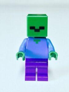 LEGO MINECRAFT ZOMBIE MINIFIGURE! NEW! London Ontario image 1