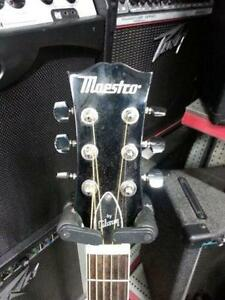 Gibson acoustic guitar. We sell used goods 112751